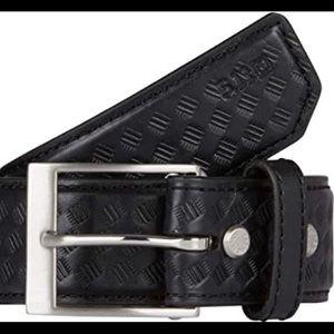 5.11 Tactical Series Black Woven Belt Size Large = 36-38 waist.